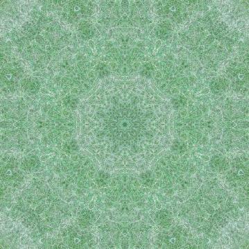 green mandala 2